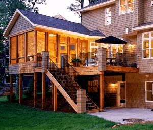 Porch & Deck