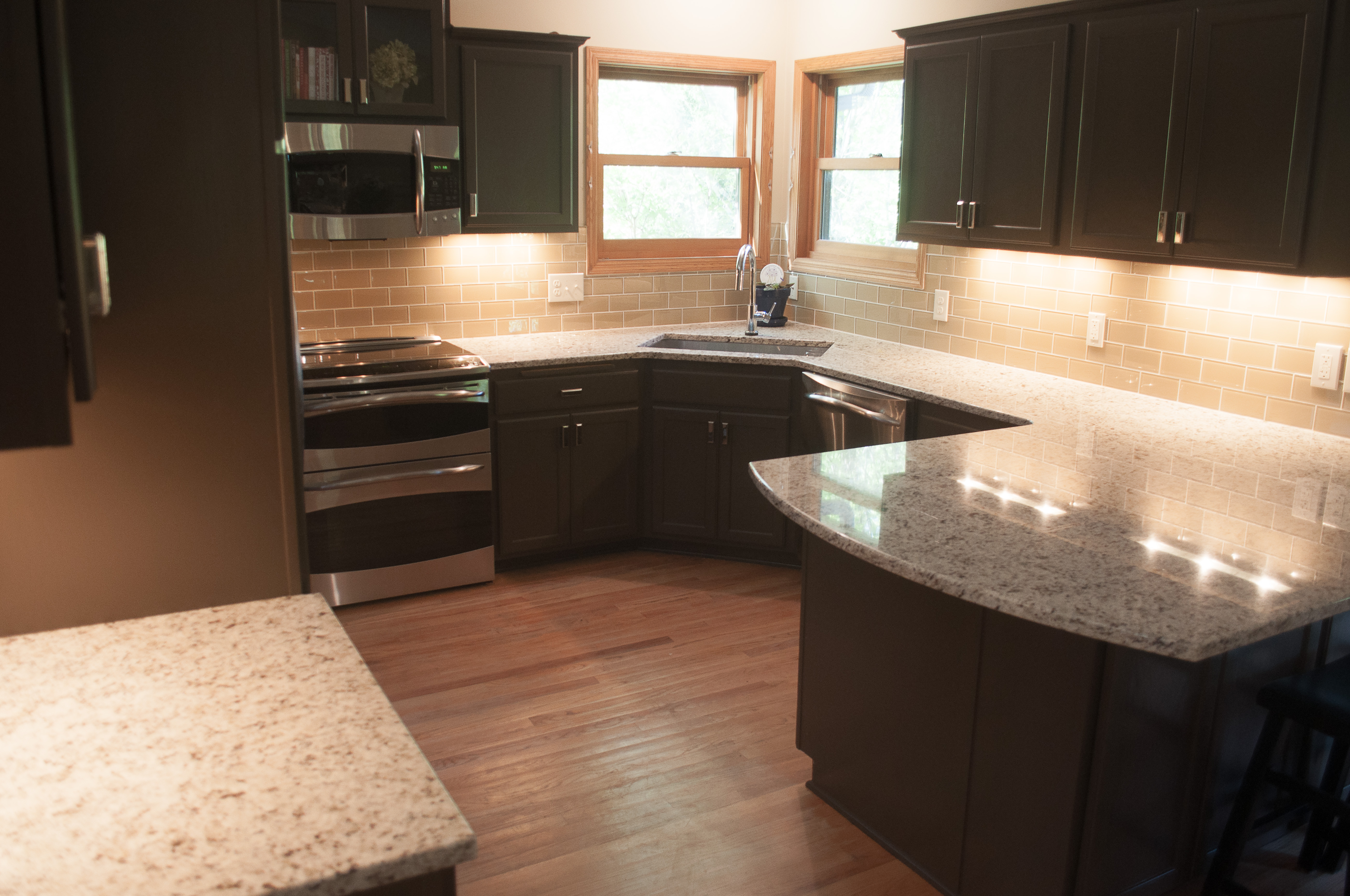 Exceptional Golden Oak Cabinets No More After