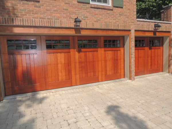 Level 4 Garage Door Refinish