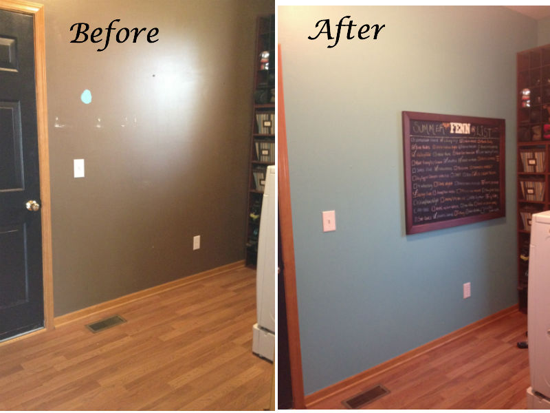 How Color and a Little Design can Transform the Look and Feel of a Wall