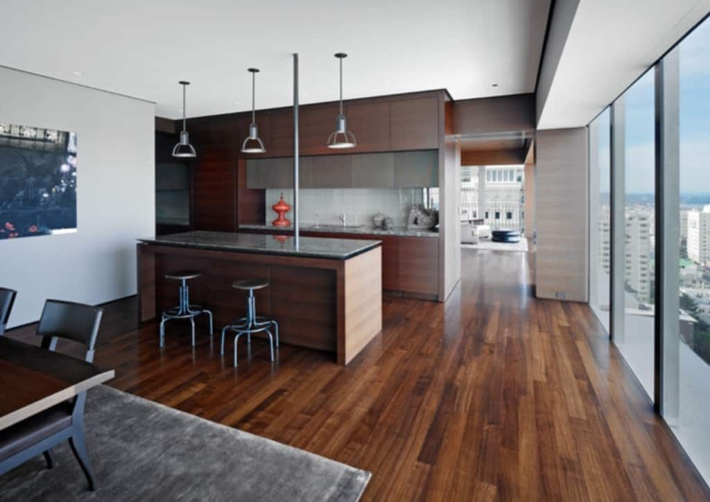 A Modern Kitchen Example