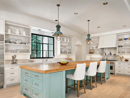 Kitchen Styles popular kitchen styles - the cottage kitchen - painterati