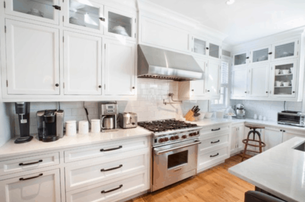 Pick the right cabinets for your kitchen style!