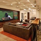Creating a Man Cave Masterpiece!