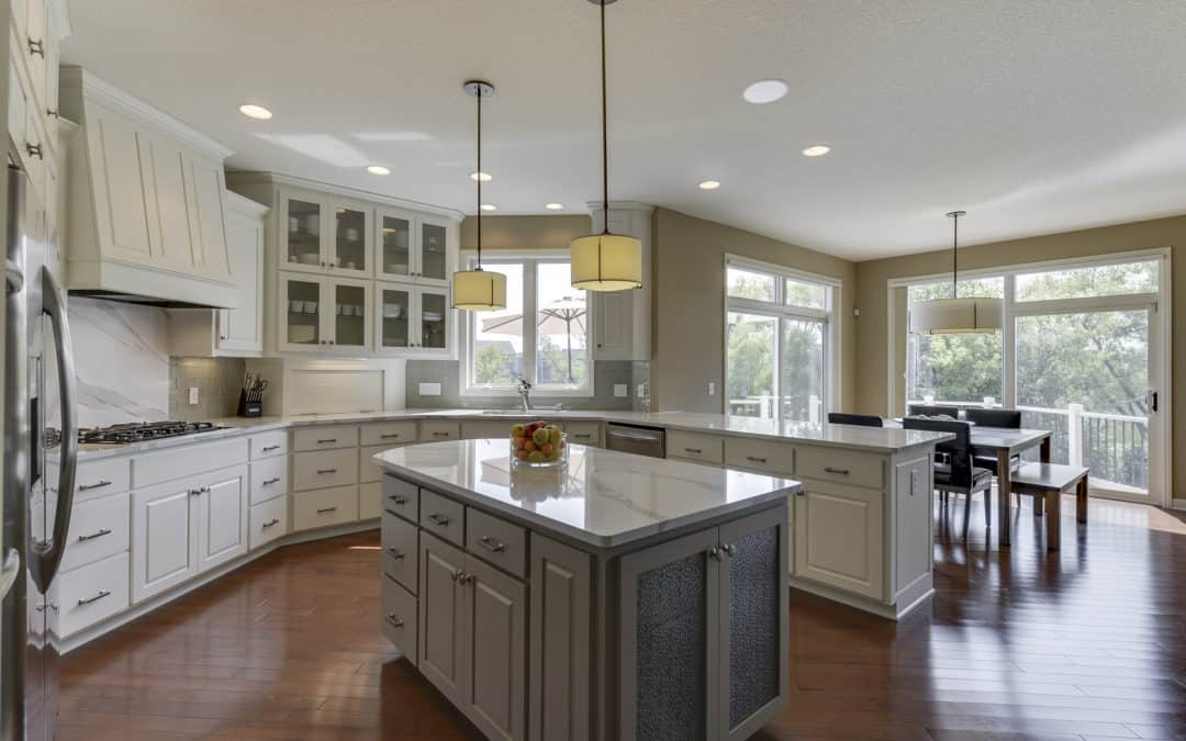 Updated Kitchen with that Wow Factor!