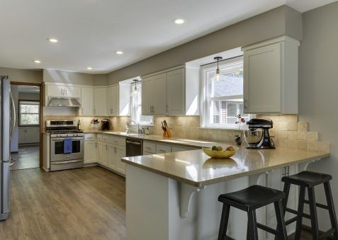 Kitchen Cabinet Door Styles - Painterati Replacement Doors ...