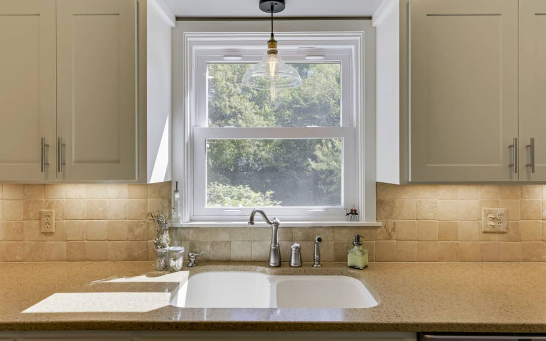 To Paint or Not to Paint Your Kitchen Windows