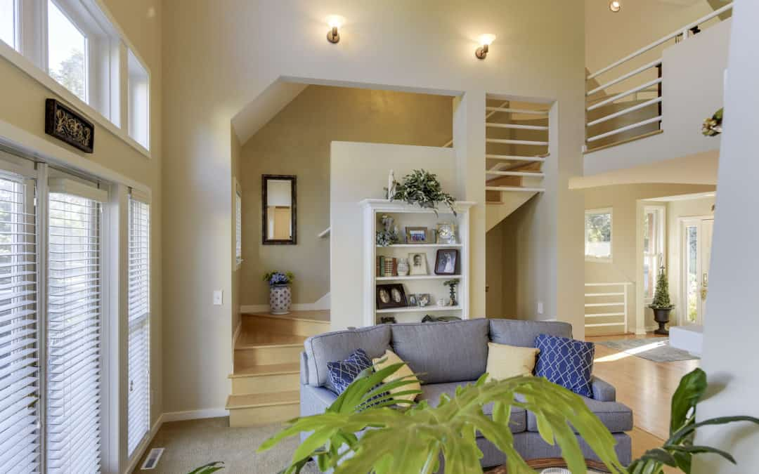Woodwork and Wall Color Home Refresh