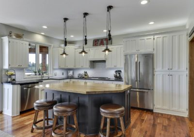 Updated White Kitchen Cabinets 12