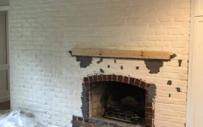 Fireplace Transformation: From Dated to Contemporary