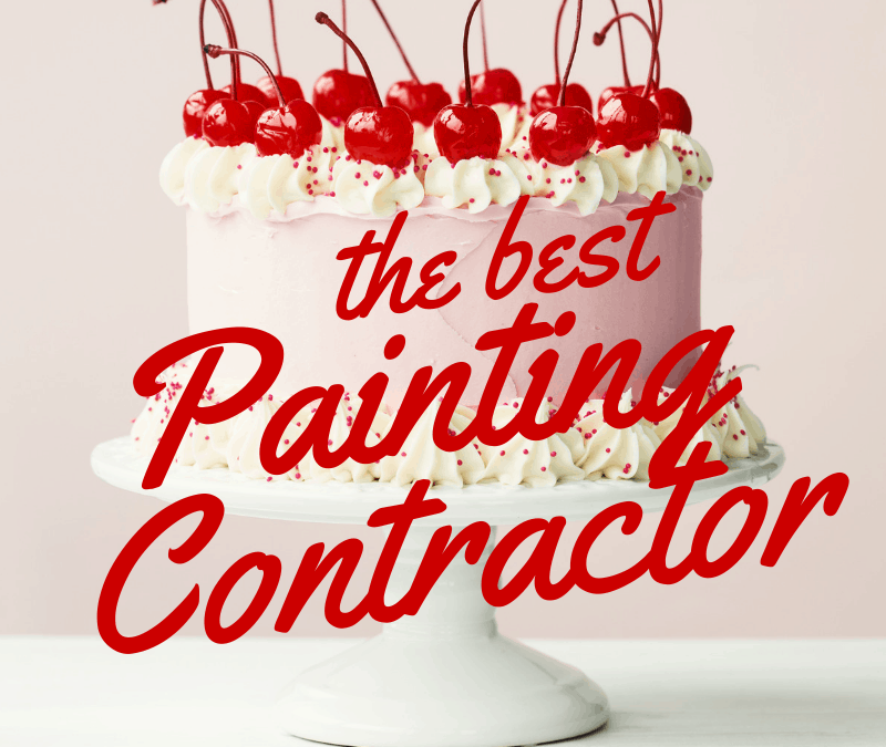 Top 5 Considerations when Hiring a Painting Contractor