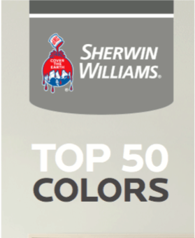 Choosing the Right Paint Color – Sherwin's Top 50