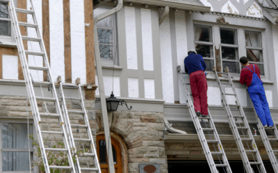 Exterior Painting– When Is the Best Time to Start?